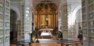 Il santuario della Madonna del Bagno
