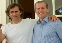 Alex Zanardi e Fabio Zannoni
