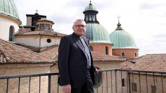 Monsignor Adriano Cevolotto