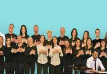 Il coro che si esibirà sabato 29 agosto