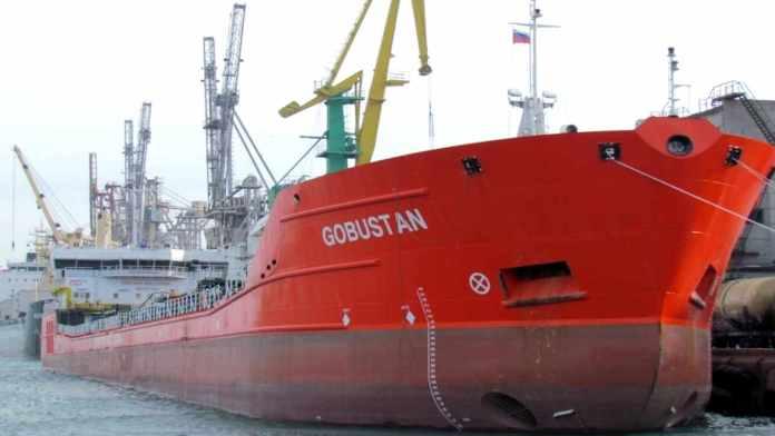 La nave Gobustan