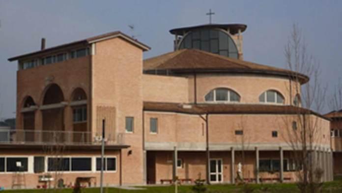 La chiesa di Santa Maria del Torrione