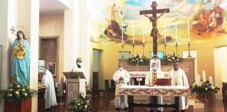 La Messa all'Opera di Santa Teresa