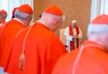 Concistoro per nuovi cardinali