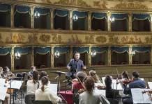 Riccardo Muti con l'Orchestra Cherubini