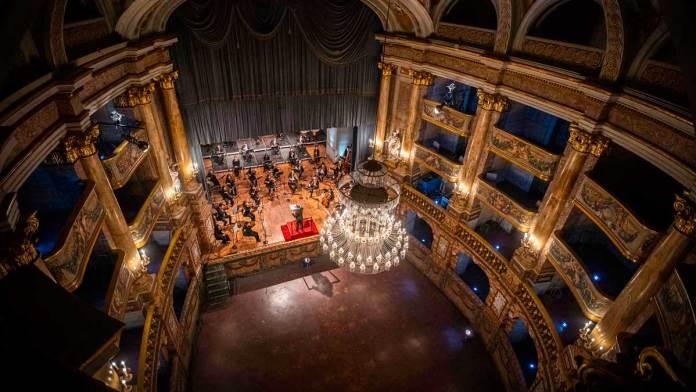 Teatro della Reggia di Caserta