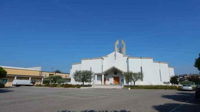 La chiesa di San Simone e Giuda