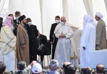 L'incontro interreligioso a Ur