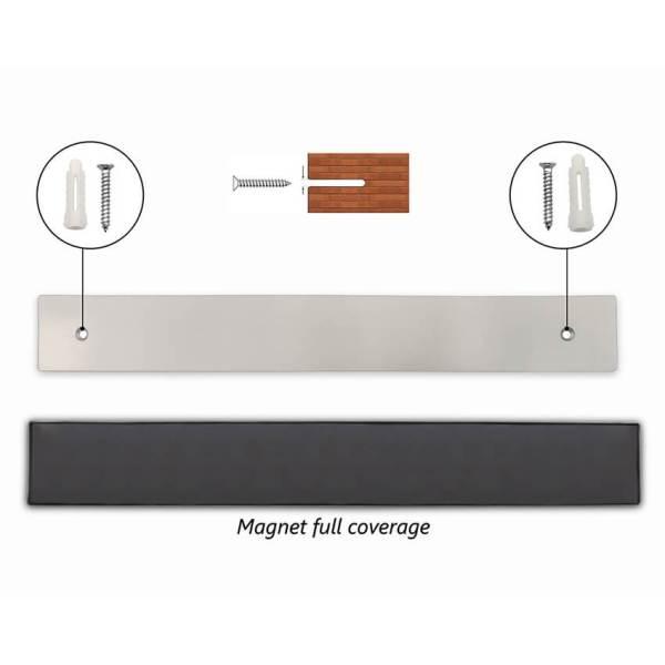 Knivmagnet 40cm RISVIG Acutus
