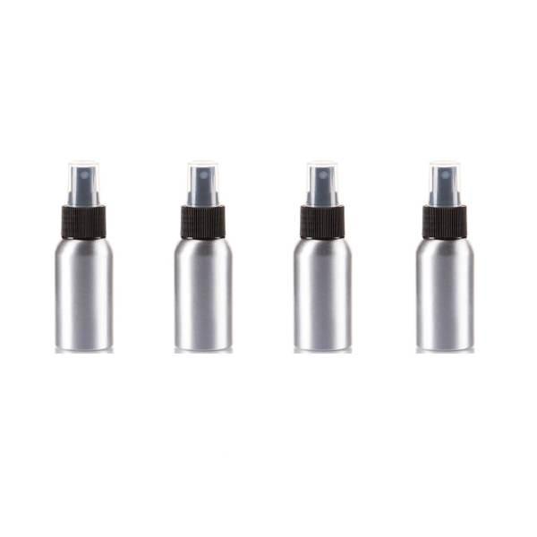 4X HyPoc 50 ml alu flaske hånddesinfektion
