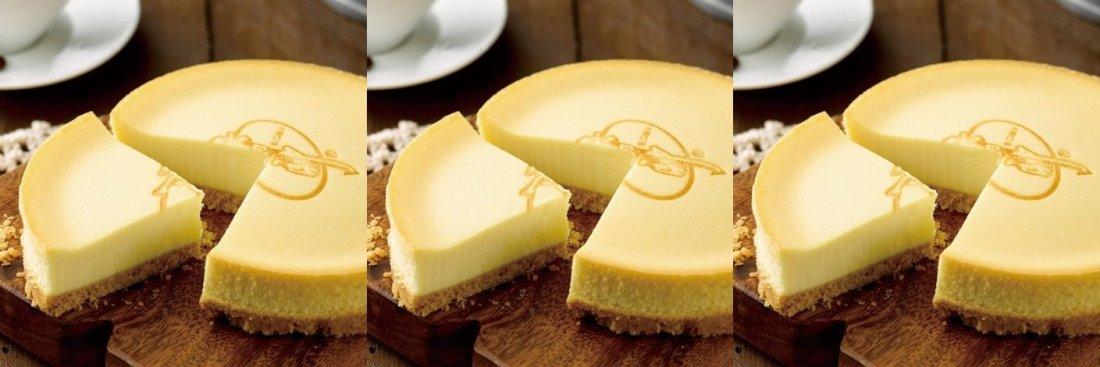 純味重乳酪6吋蛋糕示意圖