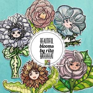 beautiful blooms by RitaBarakat.com