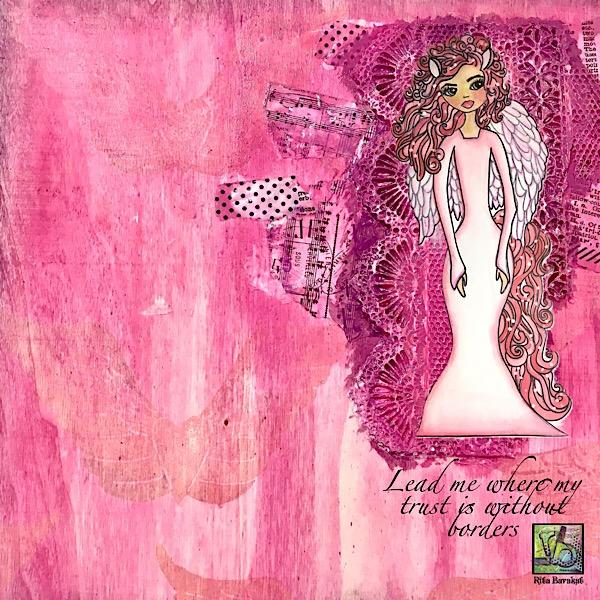 Rita Barakat products and original art