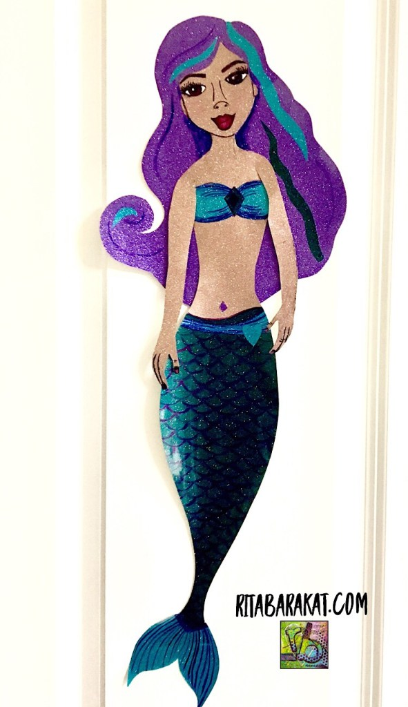 Mermaid Hop with Rita Barakat and Style Tech Crafts!