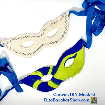 Canvas DIT Mask Kit RitaBarakatshop