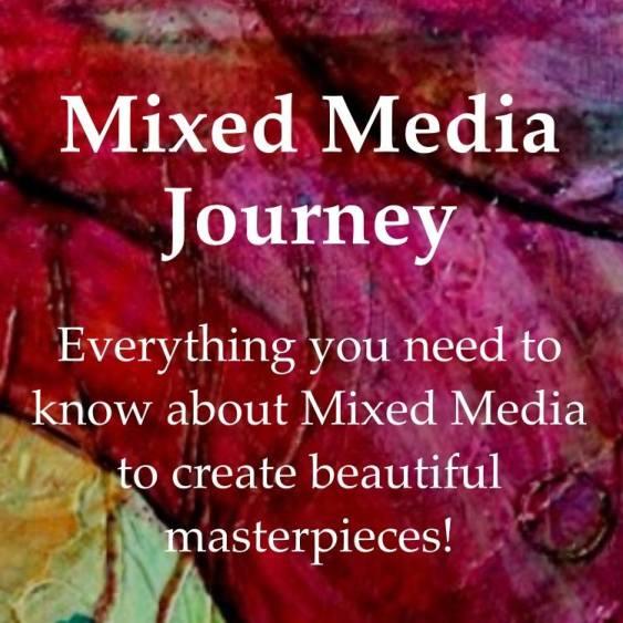 Lets make some art! Fun mixed media art classes by Rita Barakat!