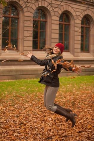 Herbstshooting Heidi