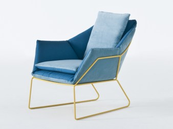Saba - New York Armchair