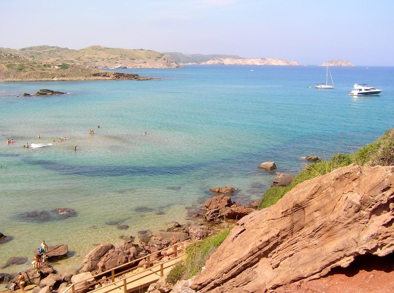 minorca spiagge