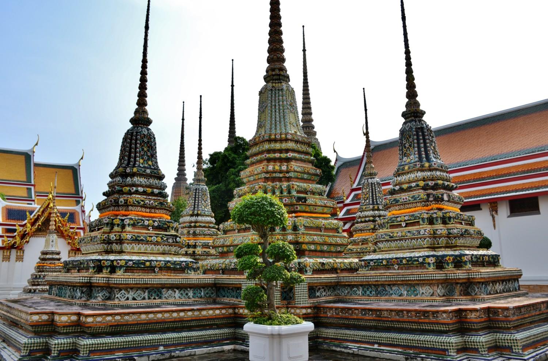 prima volta a bangkok cosa vedere