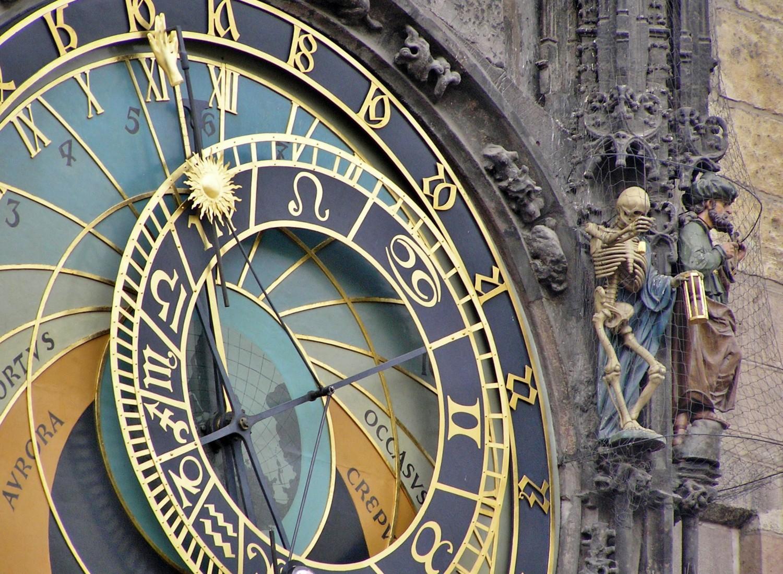 gli orologi di praga di paolo ganz recensione