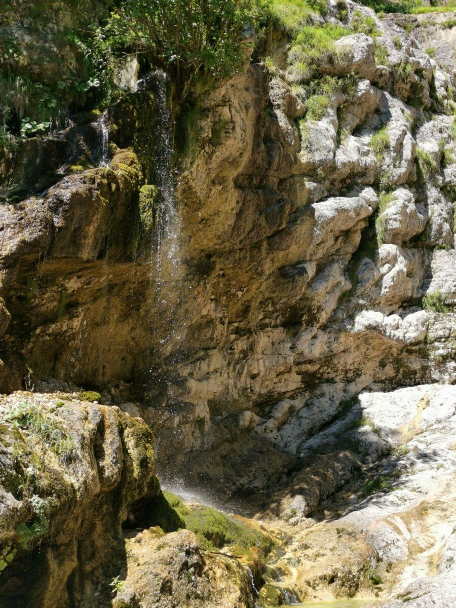 cascate montasio