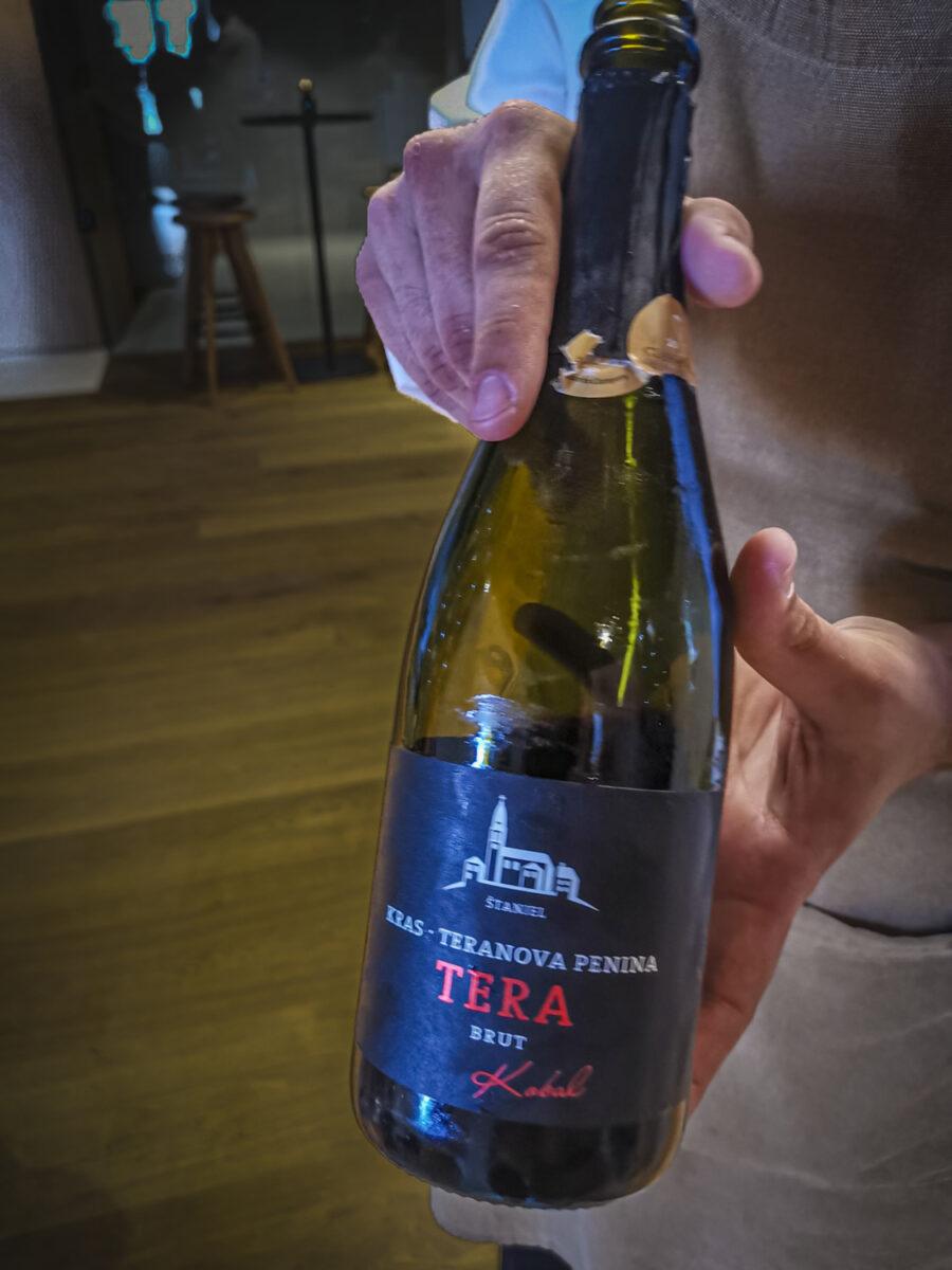 Il Terrano, tipico vino carsico