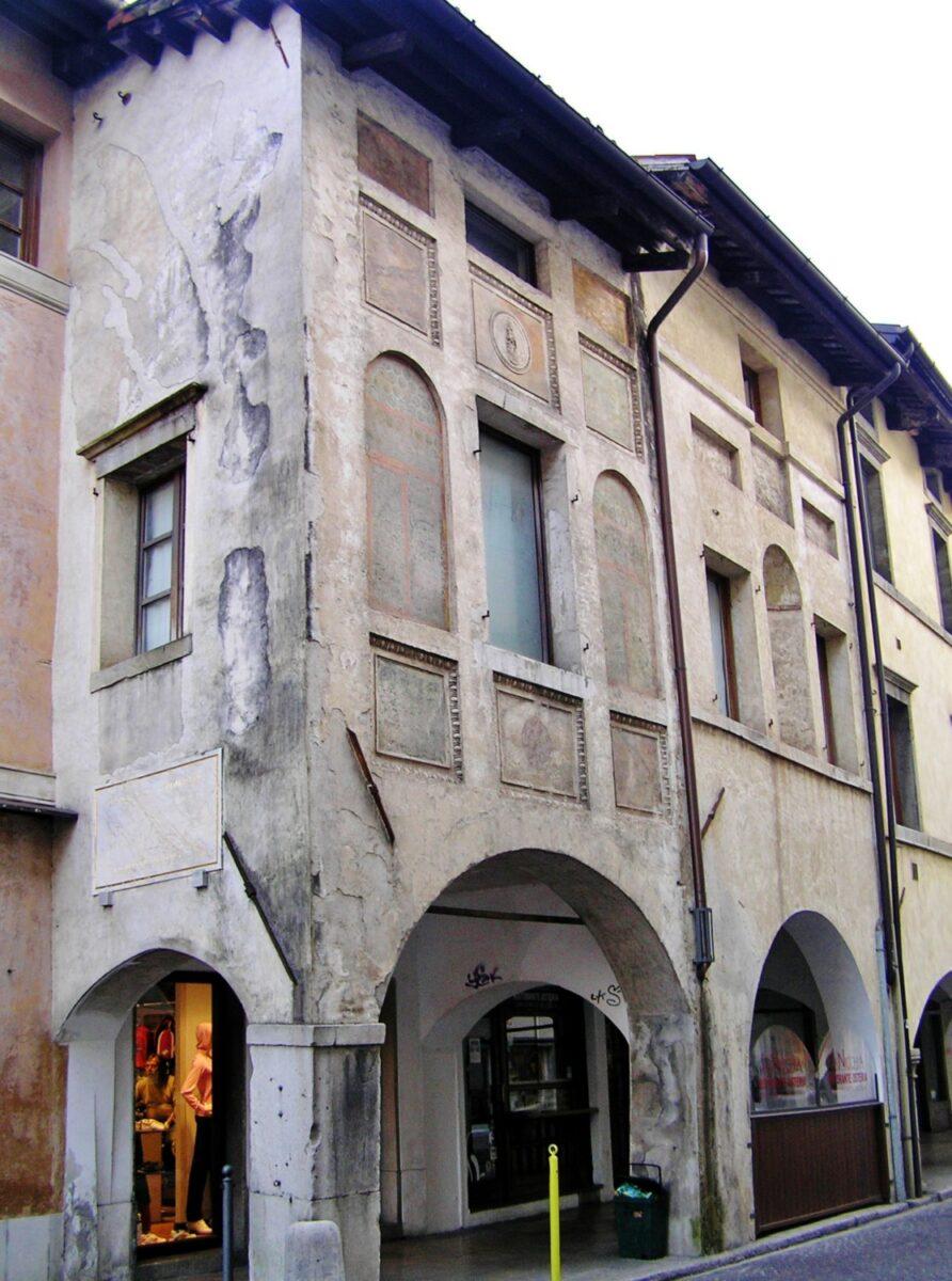 Casa di Giovanni da Udine a Udine