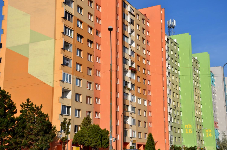 Palazzi di Petrzalka a Bratislava