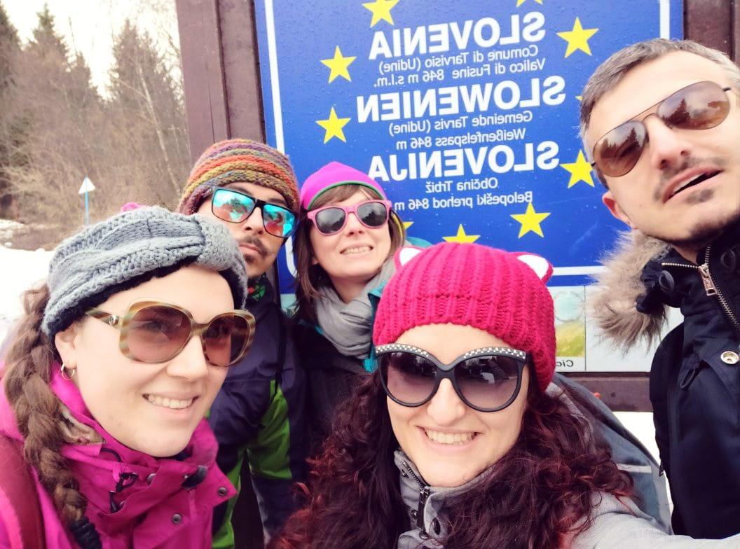 slovenia blog tour inverno