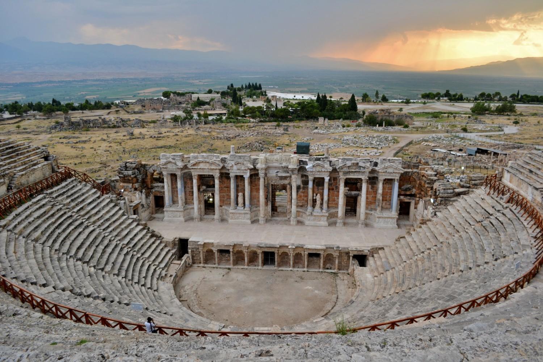 Il Teatro di Hyerapolis