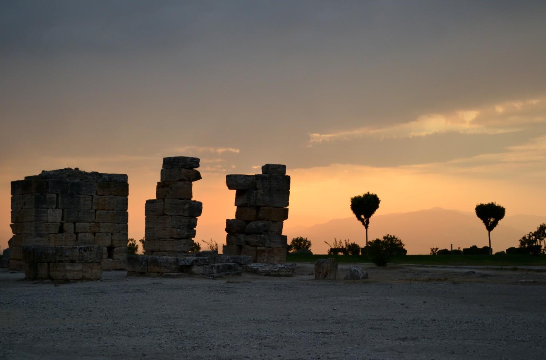Il sito archeologico di Hyerapolis