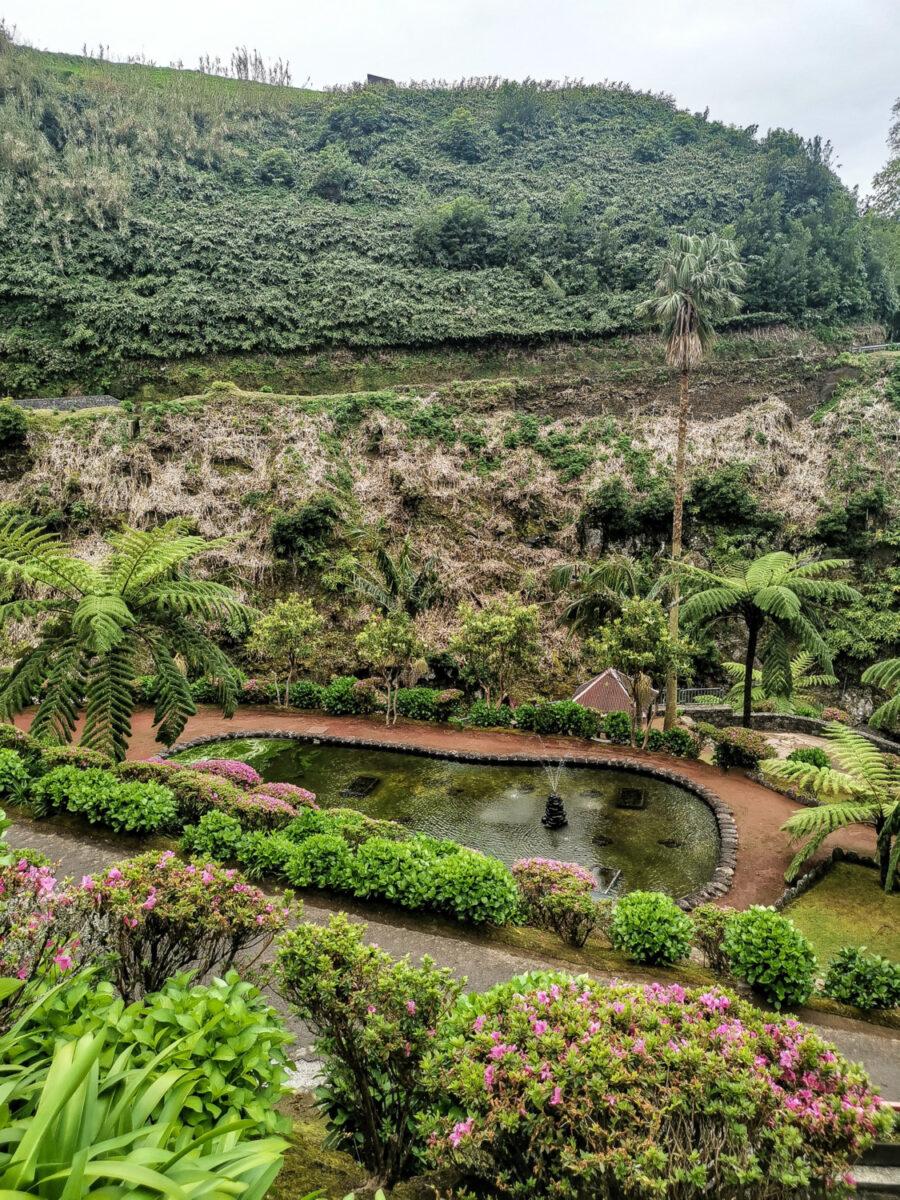 Parque Natural dos Caldeirões