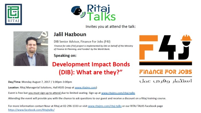 RITAJ Talks 38