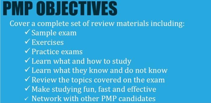 Project Management Professional - PMP 3