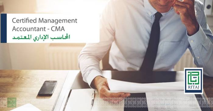 Certified Management Accountant (CMA) Part I 2