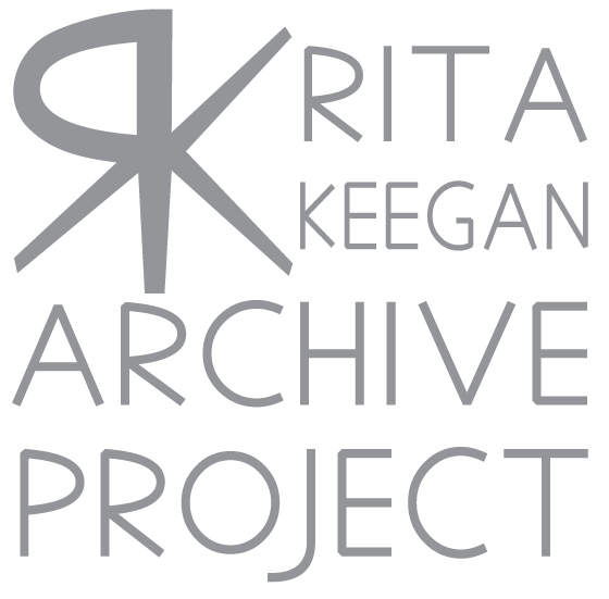 Rita Keegan Archive Project logo