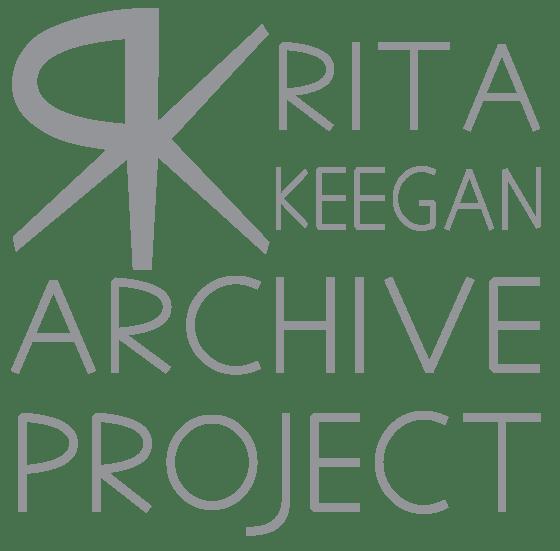 Rita Keegan Archive Project logo