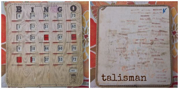 august break talisman