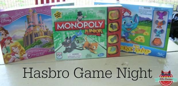Hasbro Game Night