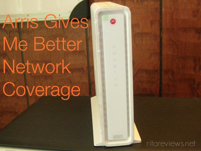 Arris Gives Me Better Network Coverage