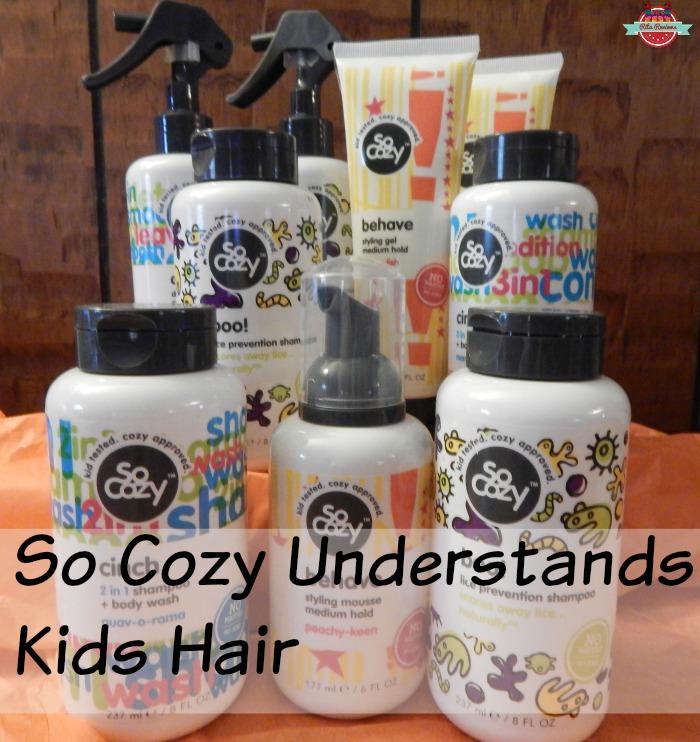 So Cozy Understands Kids Hair
