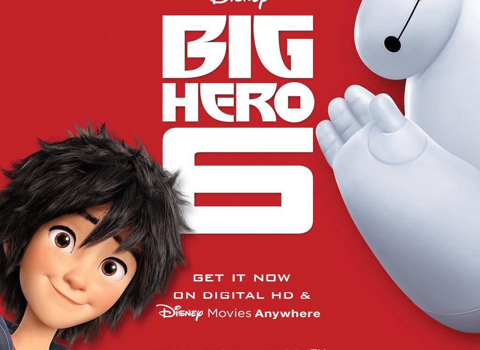 Bring Joy And Health To Your Family With Big Hero 6! #BigHero6Sweeps