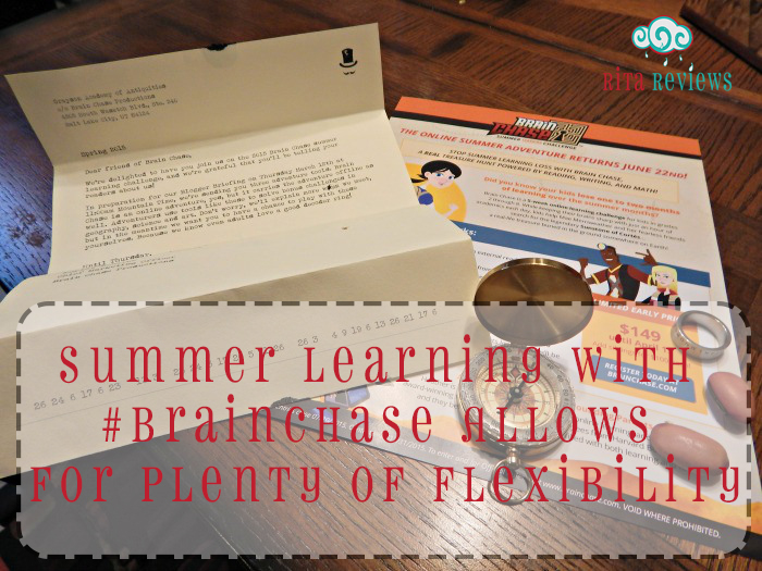 Summer Learning with #BrainChase Allows For Plenty of Flexibility