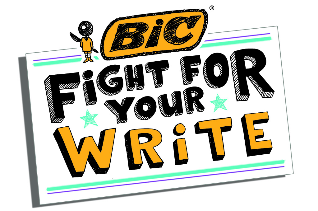 Fight For Handwriting with BIC®
