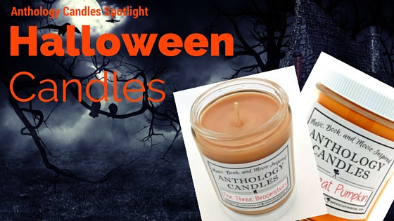 Anthology Candles Spotlight: Halloween!