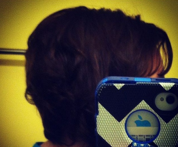 ritareviews short hair