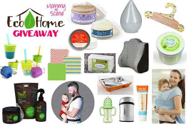 Eco-Home Giveaway