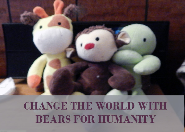 Help Change the World with Bears for Humanity