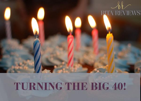 Turning the Big 40!
